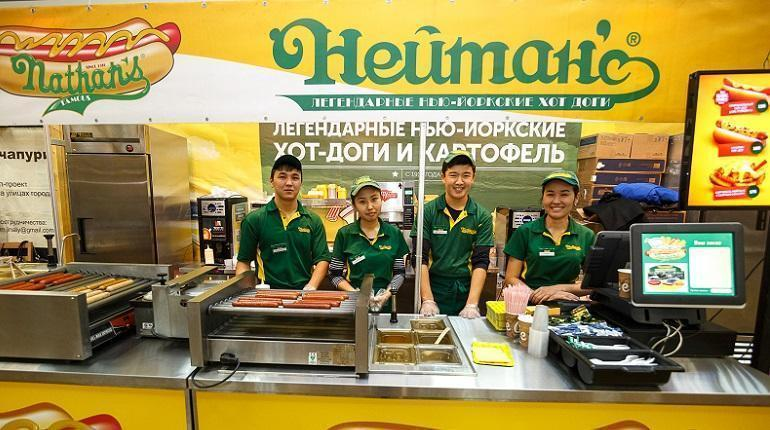Франшиза Nathan's Famous 2