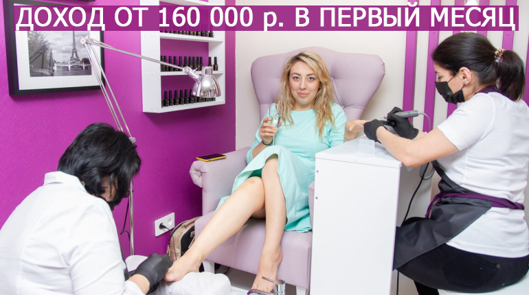 Франшиза Nails Up 0