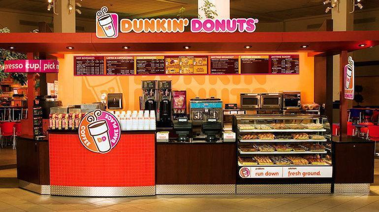 Франшиза Dunkin' Donuts 2