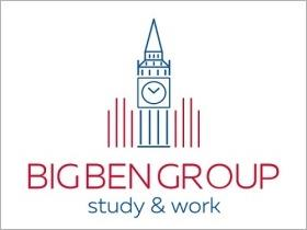 Франшиза BIG BEN GROUP Study & Work